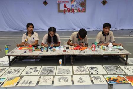 Maker's Day-2021(Gajera Vidyabhavan - Katargam)