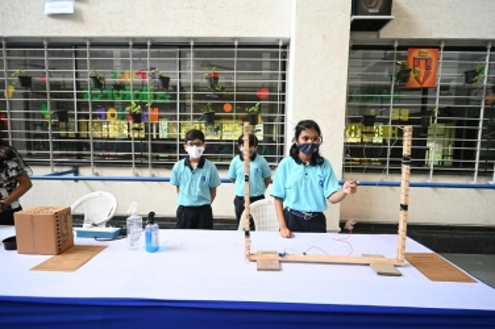 Maker's Day-2021(Gajera Global School)